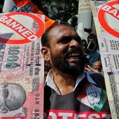Economy yet to recover from the body blow of demonetisation, admits Economic Survey