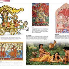 How a 15-member team produced a lush visual version of the 'Mahabharata'