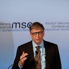 Bill Gates gives away Microsoft shares worth $4.6 billion to charity