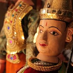 Video: Bengaluru's puppeteer has been weaving life into wood for 20 years to tell beautiful stories