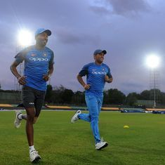 Not an automatic selection: Now, questions of fitness, class, time await Dhoni ahead of every game