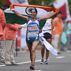 Know your Arjuna awardee: Khushbir Kaur, an Asiad silver-medallist, has walked her way to glory