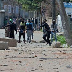 Fact check: Did NIA raids really bring down stone pelting in J&K, as Rajnath Singh claimed?