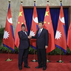Dragon's embrace: As China woos it with development promises, Nepal should tread with caution