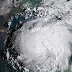 Texas braces for Hurricane Harvey, mandatory evacuations ordered in towns along the coastline