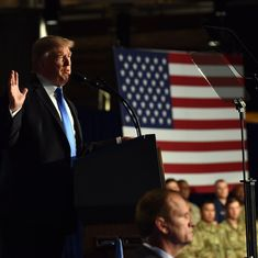 Donald Trump's Afghanistan strategy answers some important questions – but opens up others