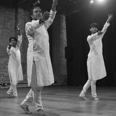 Nearly every male kathak dancer in the world is connected to this family of performers in Karol Bagh