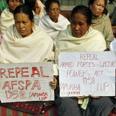 Assam extends AFSPA orders on its own for the first time