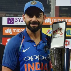 'It's been a complete series for us': Virat Kohli reflects on India's ODI clean sweep