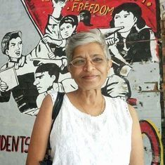 'Karnataka is turning saffron': This Gauri Lankesh article from 2008 is still relevant today
