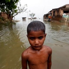 Hungry on the highway: How people who fled the floods in Bihar went without food for days