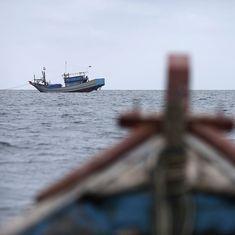 Border Security Force arrests three Pakistani fishermen near Kutch border, 14 boats seized