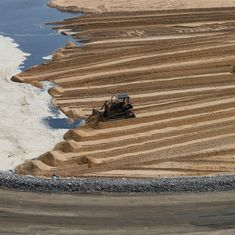 Sands running out of time: The greed for construction has brought the world to a sand crisis