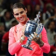 'One of the best seasons of my career': Rafael Nadal reflects on competitive, emotional 2017