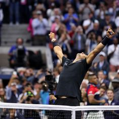 A dogged, persistent champion: Rafael Nadal, the relentless hero who never stopped fighting