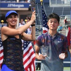 Nadal, Hingis, Wu Yibing: Every champion at the US Open wrote their own script