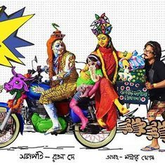 Goddess Durga has starred in Bengali ads for years – so why is Jawed Habib in hot water now?