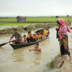 A journey to Rakhine in Myanmar reveals an endless stream of Rohingyas, desperate for shelter
