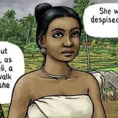 A Travancore Tale: The graphic story of Nangeli, the woman who cut off her breasts to protest a tax