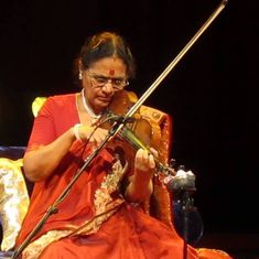 Is the violin really Western? A Carnatic performer explains how GST will damage Indian music