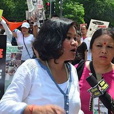 An outspoken, social media-savvy lawyer has emerged as the face of the Gorkhaland stir in Delhi