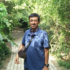 Meet Poochi Venkat, the photographer who has been documenting Chennai's insect life for 25 years