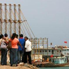 How the China-backed Hambantota port project is changing the politics of Sri Lanka