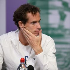 'Work ethic is same whether you're a man or woman': Andy Murray on why sport needs pay parity