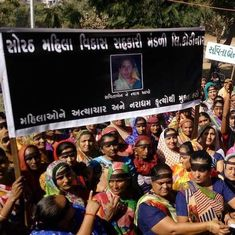 A self-help group for women in Gir is standing up for widows' rights