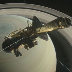 Cassini crashes: It's time for a new mission to explore the possibility of life on Saturn's moons