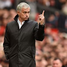 After a year of discontent, Jose Mourinho is finally bringing joy to the United faithful