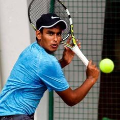 Tennis: S Mukund credits mentors, change in attitude for back-to-back ITF Futures titles