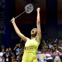PV Sindhu nominated for prestigious Padma Bhushan award by Sports Ministry