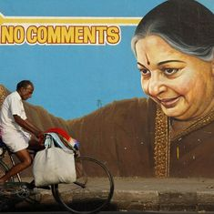 Once the arena of creative ideological battles, the politics of survival now blights Tamil Nadu