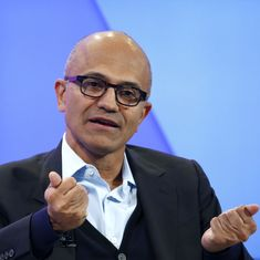 Microsoft CEO Satya Nadella pitches for better protection of consumer data