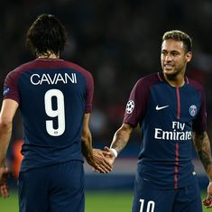 Even as Neymar and Cavani awkwardly made up, PSG showed just how deadly they can be