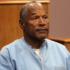 NFL star OJ Simpson to be released on parole after serving nine-year term for armed robbery