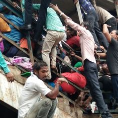 Why the stampede at the Elphinstone Road railway station was waiting to happen