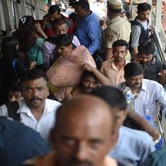 Video: Is it possible to decongest Mumbai's local train system?