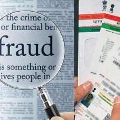 Sophisticated Aadhaar-related bank fraud has left police in Delhi and Noida baffled