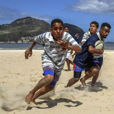 Move over Neymar: How rugby players hope to change Brazil