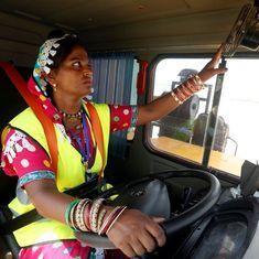 In Pakistan's Thar, women truck drivers break cultural barriers in country's coal rush