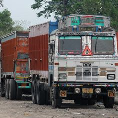 Truckers say they will go on nationwide strike on October 9, 10 to protest GST