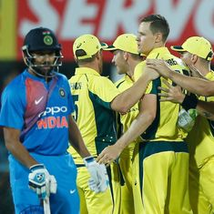 India were not good enough with the bat, says Kohli after 8-wicket loss to Australia