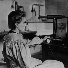How Marie Curie helped save lives during World War I with her mobile X-ray machines