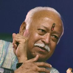 Why did the RSS decide to weigh in on the Jay Shah controversy?