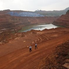 Falling global prices of low grade iron ore, demand for higher grades puts brakes on mining in Goa