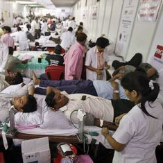 Video: Why are patients asked to arrange for blood donors when it is the duty of the hospital?