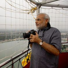 Congress questions Modi's use of chartered flights as Gujarat CM after BJP  targets Robert Vadra