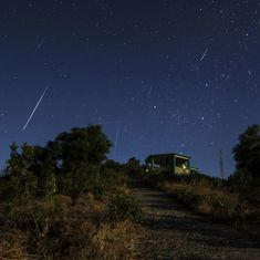 Stargazers in for a treat as Orionid meteor shower reaches its peak this weekend